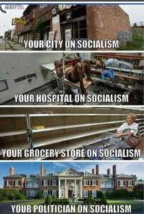 Effects of Socialism